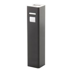Aluminiowy power bank o poj. 2200mAh - AP741469