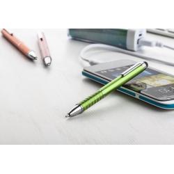 Długopis plastikowo-aluminiowy - AP809388