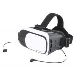 Zestaw VR, gogle i wbudowane słuchawki bluetooth - AP781331