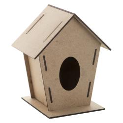 Drewniany domek dla ptaków - AP718123