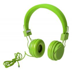 Plastikowe słuchawki z wyściełanymi nausznikami - AP781161