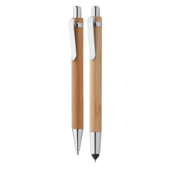 Bambusowy zestaw piśmienniczy - AP781185