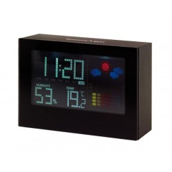 Zegar na biurko z prognozą pogody - 56-0401074