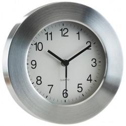 Aluminiowy zegar - 56-0401217