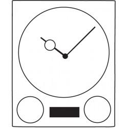 Zegar ścienny - 56-0401517