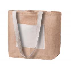 Jutowa torba plażowa - AP781833