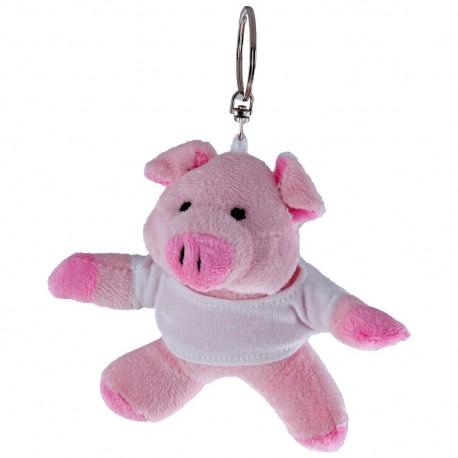 Brelok świnka - HE597-21