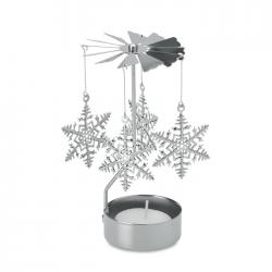 Tradycyjna ozdoba świąteczna ze świeczką - CX1455