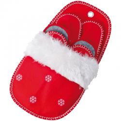 Zestaw świątecznych kapci - 7326905