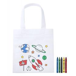 Torba do kolorowania dla dzieci - AP781458