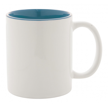 Ceramiczny kubek z kolorowym wnętrzem - AP761699