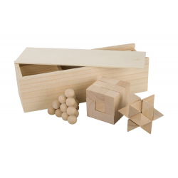 Puzzle drewniane - AP800345