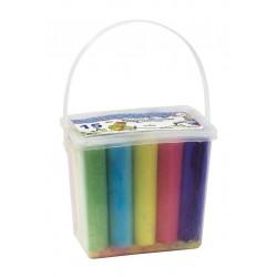 Komplet kolorowej kredy - 56-0504000