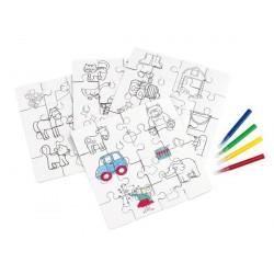 Puzzle dla dzieci - 56-0504091