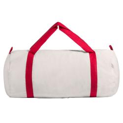 100% bawełaniana torba sportowa z kolorowym uchwytami - AP781831