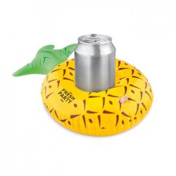 Nadmuchiwany uchwyt na puszki w kształcie ananasa - MO9525