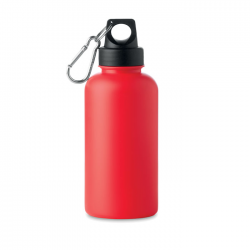 Butelka z PE z karabinkiem - MO9647