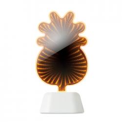 Lusterko 3D w kształcie ananasa z diodami LED  - MO9465-06