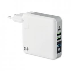 Bezprzewodowy powerbank 2.4 o pojemności 6700Mah - MO9490