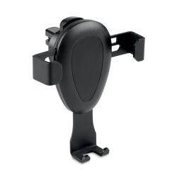 Uniwersalny samochodowy uchwyt na telefon z aluminiowymi detalami - MO9524