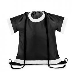 Worek ze sznurkiem w kształcie T-shirt, z poliestru 210D - MO9551