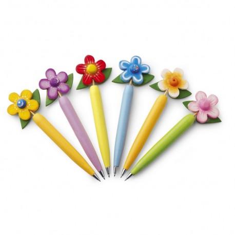 Długopis kwiatek - V6134-00