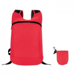 Składany plecak sportowy z poliestru Ripstop - MO9552