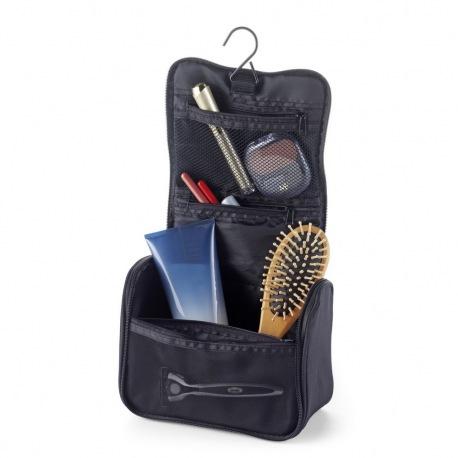 Kosmetyczka z kieszeniami i haczykiem - V4711-03