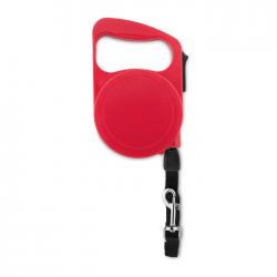Smycz dla psa z ABS z rozsuwanym sznurkiem (440 cm) - MO9615