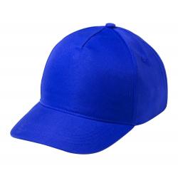 5 panelowa czapka z daszkiem dla dzieci z zapięciem typu velcro - AP781298