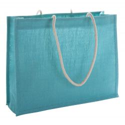 Jutowa torba plażowa - AP741868