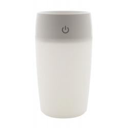 Plastikowy nawilżacz powietrza z niebieską lampką LED - AP882004
