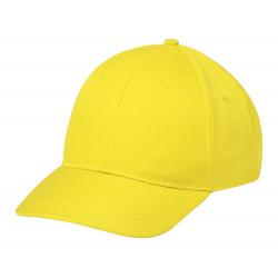 6 panelowa czapka z daszkiem z zapięciem typu velcro - AP781296
