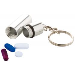 Brelok z pojemnikiem na tabletki - AP731723
