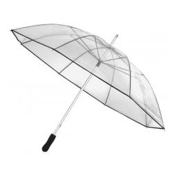 Transparentny duży parasol - 56-0104036