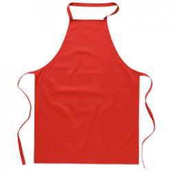 Bawełniany fartuch kuchenny - mo7251
