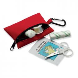 Zestaw pierwszej pomocy w etui z polyestru - mo7202