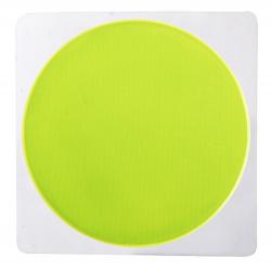 Okrągła, odblaskowa naklejka - AP874009