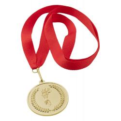 Medal na czerwonej zawieszce - AP791542