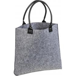 Duża torba na zakupy wykonana z filcu - 6038307