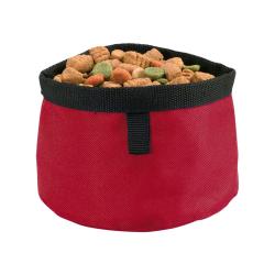 Przenośna, składana miska dla psa - AP731538