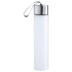 Plastikowa butelka wolna od BPA z paskiem w pokrywce, 330 ml - AP721158