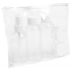 Transparentna kosmetyczka lotniskowa z PVC - AP721205