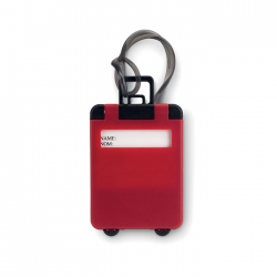 Zawieszka do bagażu, plastikowa - MO8718