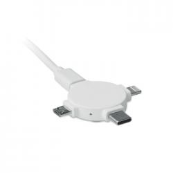 Kabel do ładowania 3 w 1 - MO9654