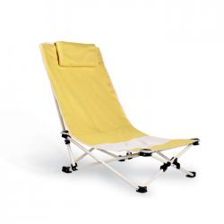 Krzesło plażowe z podgłówkiem - it2797