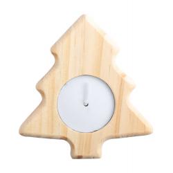 Drewniany uchwyt na świeczkę - AP721382