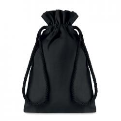 Mała torba bawełniana ściągana sznurkiem - MO9729