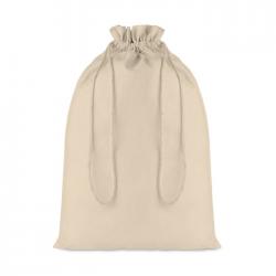 Duża torba bawełniana ściągana sznurkiem - MO9732
