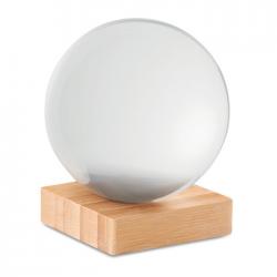 Szklana kula do tworzenia artystycznych efektów fotograficznych, - MO9742